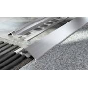 Profil aluminiowy najazdowy ukośny H=11mm L=2,5mb pakiet 10szt.