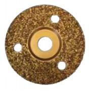 Disc din metal, 125mm, 3 gauri, 4260