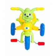OH BABY Cycle Baby Tricycle WITH CYCLE COLOR Multi SE-TC-90