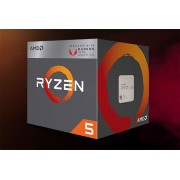 CPU, AMD RYZEN 5 2400G /3.9GHz/ 6MB Cache/ AM4/ BOX (YD2400C5FBBOX)
