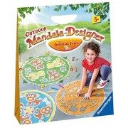 Ravensburger Outdoor Mandala-Designer Animal Fun Kit