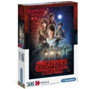 Stranger Things - Puzzle (Season 1) 500 Pieces