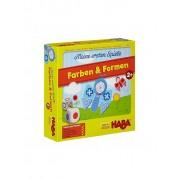 HABA Kinderspiel - Meine ersten Spiele (Farben und Formen)