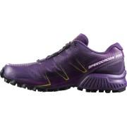 Salomon Speedcross Pro Hardloopschoenen Dames violet 2017 Trailrunning schoenen