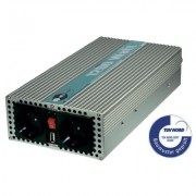 Autós inverter 12V-220V 1200W HighPower HPL 1200-D-12 (512970)