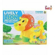 OH BABY Jusplay B/O LION W/MUSIC Yellow Age 3+ SE-ET-97