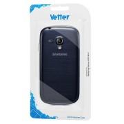Husa silicon Vetter Soft Pro Crystal Series transparenta pentru Samsung Galaxy S3 Mini i8190 / S3 Mini VE i8200