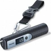 Cantar digital pentru bagaje Beurer LS50 50kg Afisaj LCD Negru