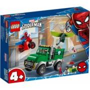 LEGO Marvel Super Heroes Vanatoarea Vulturului 76147