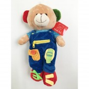Oso De Peluche Educativo