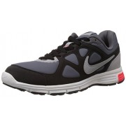 Nike Men's Revolution Ext Dark Grey,Silver,Black,Military Blue Running Shoes -7 UK/India (41 EU)(8 US)
