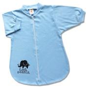 Spací vak pre bábätká - Sloník, modrý veľkosť: 62