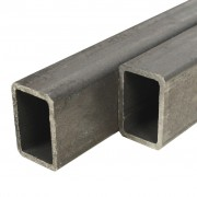 Sonata Кухи пръти конструкционна стомана 6 бр правоъгълни 1м 40x20x2мм