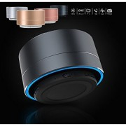 SCORIA Bluetooth Speakers Subwoofer A10 Speaker With LED light portable wireless bluetooth easy to carry for