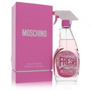 Moschino Pink Fresh Couture For Women By Moschino Eau De Toilette Spray 3.4 Oz