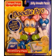 Fisher Price Doodle Pro Silly Doodle Faces Accessory Pack