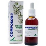 Soria Natural Composor 9 Crataegus Complex 50ml