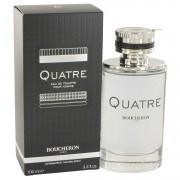 Boucheron Quatre Eau De Toilette Spray 3.4 oz / 100.55 mL Men's Fragrance 518671