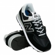 "New Balance 574 ""Black"""
