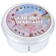 Kringle Candle Cherry Blossom cera para lámparas aromáticas 35 g