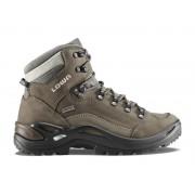Lowa Renegate GTX Mid Wide - scarpe da trekking - donna - Brown