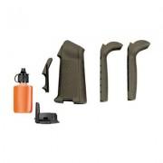 Magpul Ar-308 Miad Gen 1.1 Grip Kit Type 2 - Miad Gen 1.1 Grip Kit Polymer O.D. Green