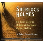 Sherlock Holmes: A Baker Street Dozen