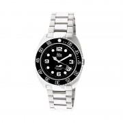 Reign Quentin Automatic Pro-Diver Bracelet Watch w/Date - Silver REIRN4901