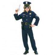 Costum Politist 8 - 10 ani 140 cm