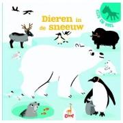 Lobbes Kijk en voel Dieren in de sneeuw