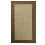 Hnědý kusový koberec Sisalo - délka 340 cm a šířka 240 cm