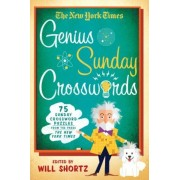 The New York Times Genius Sunday Crosswords: 75 Sunday Crossword Puzzles from the Pages of the New York Times, Paperback