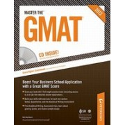 Master the GMAT 2012 - (W/ CD)