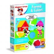 Joc Educativ Agerino Forme Si Culori