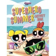 Superhero Summer Activity Book