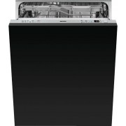 Smeg DI613P Built In Fully Integrated Dishwasher - Grey
