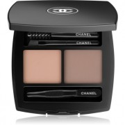 Chanel La Palette Sourcils de Chanel kit para unas cejas perfectas 40 Naturel 4 g