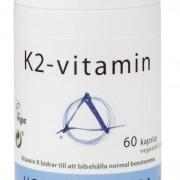 Helhetshälsa K2-vitamin 60 kapslar