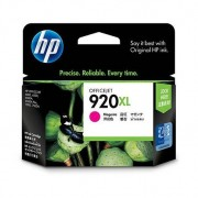 HP Cartucho de tinta original 920XL de alta capacidad magenta CD973AE