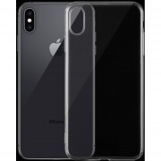 0,75 TPU Ultra Delgada Funda Transparente Para IPhone XS