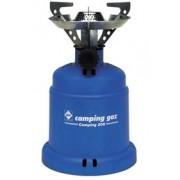 Gaskocher Camping 206 S mit integriertem Windschutz