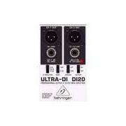 Direct Box Ativo Behringer Ultra Di20