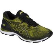 Asics GEL-NIMBUS 20 Running Shoes For Men(Black, Yellow)