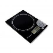 Cantar de bucatarie Momert, 15 kg, LCD, Negru