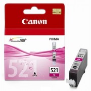 Canon Inktpatroon CLI-521M - Magenta (origineel)
