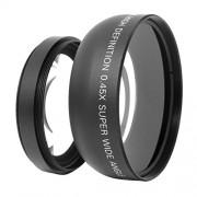 ELECTROPRIME® 52MM 0.45x HD Wide Angle Lens with Macro Portion for Nikon AF-S DX Nikkor
