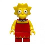 LEGO Minifigure - The Simpsons - LISA SIMPSON