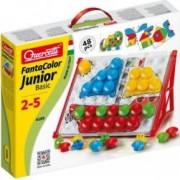 Joc creativ Fanta Color Junior Basic Quercetti constructii mozaic