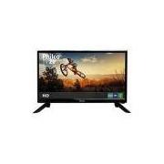 TV LED 20 Philco PH20N91D HD com Conversor Digital 1 HDMI 1 USB 60Hz - Preta