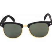 Richfashion Clubmaster Sunglasses(Black)